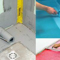 Как сделать гидроизоляцию в ванной комнате деревянного дома