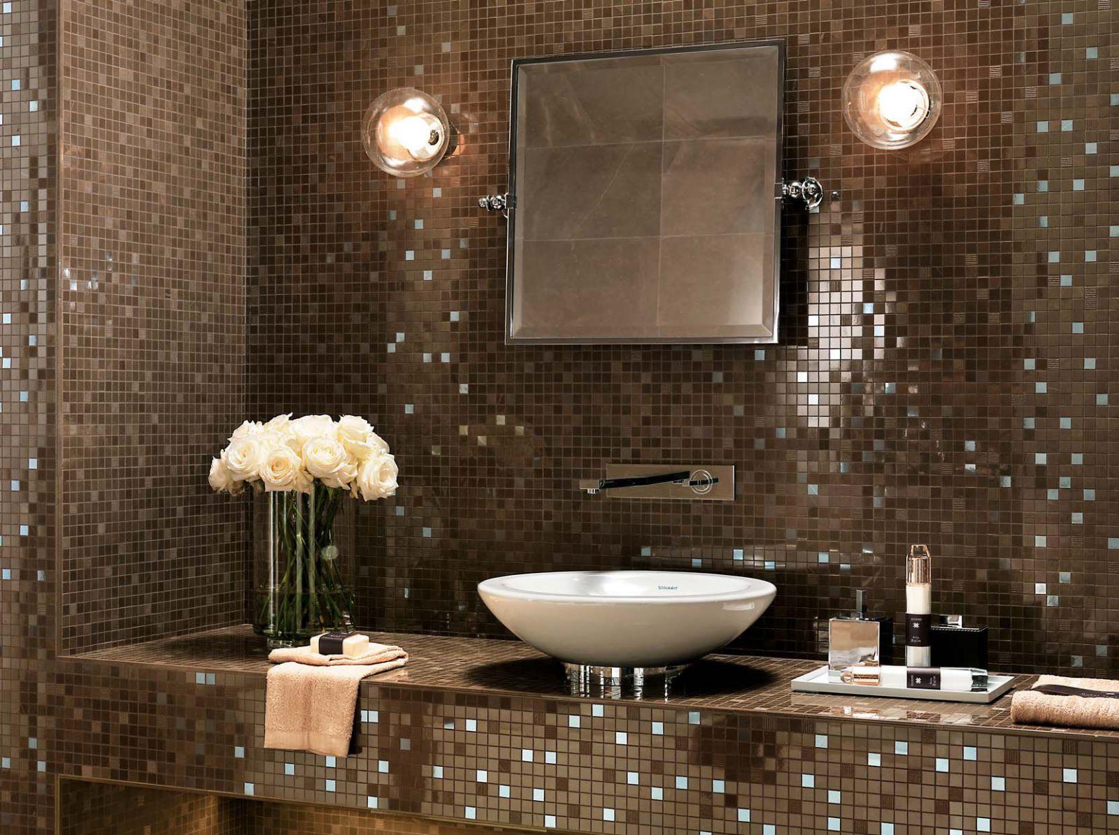 Мозаика в бассейны и ванные комнаты