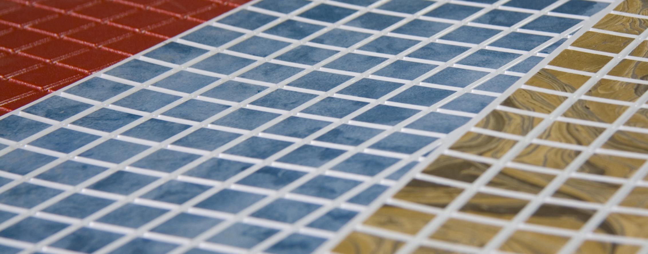 Пластиковая мозаика