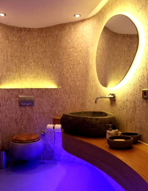 Светодиодная лента для ванной комнаты