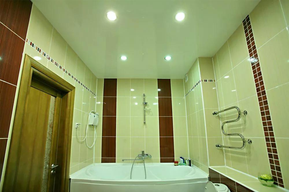 Такие потолки позволяют создавать уникальный и удивительный дизайн