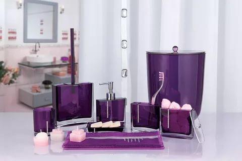 Аксессуары для ванной комнаты - выбор и установка