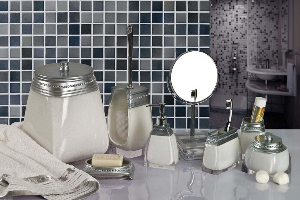 Декоративные аксессуары для ванной
