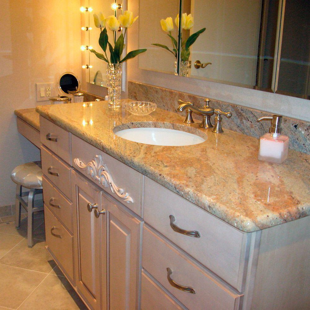 Гранитные покрытия для ванной