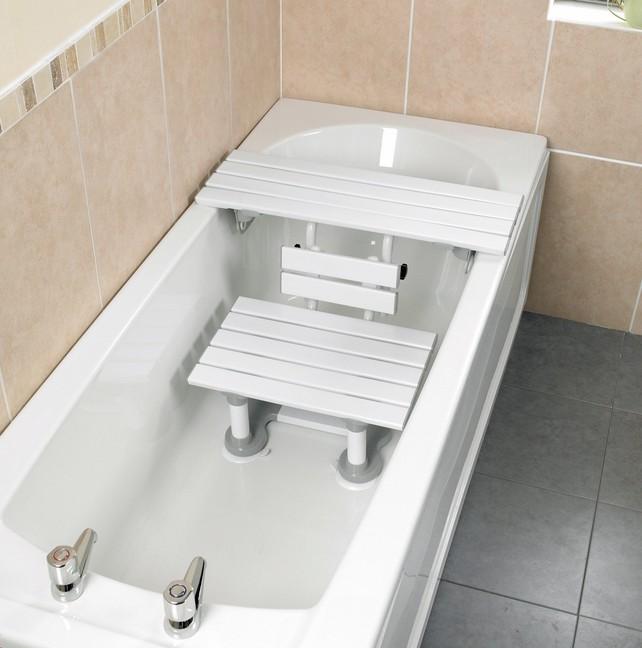 Как сделать сиденье для ванной