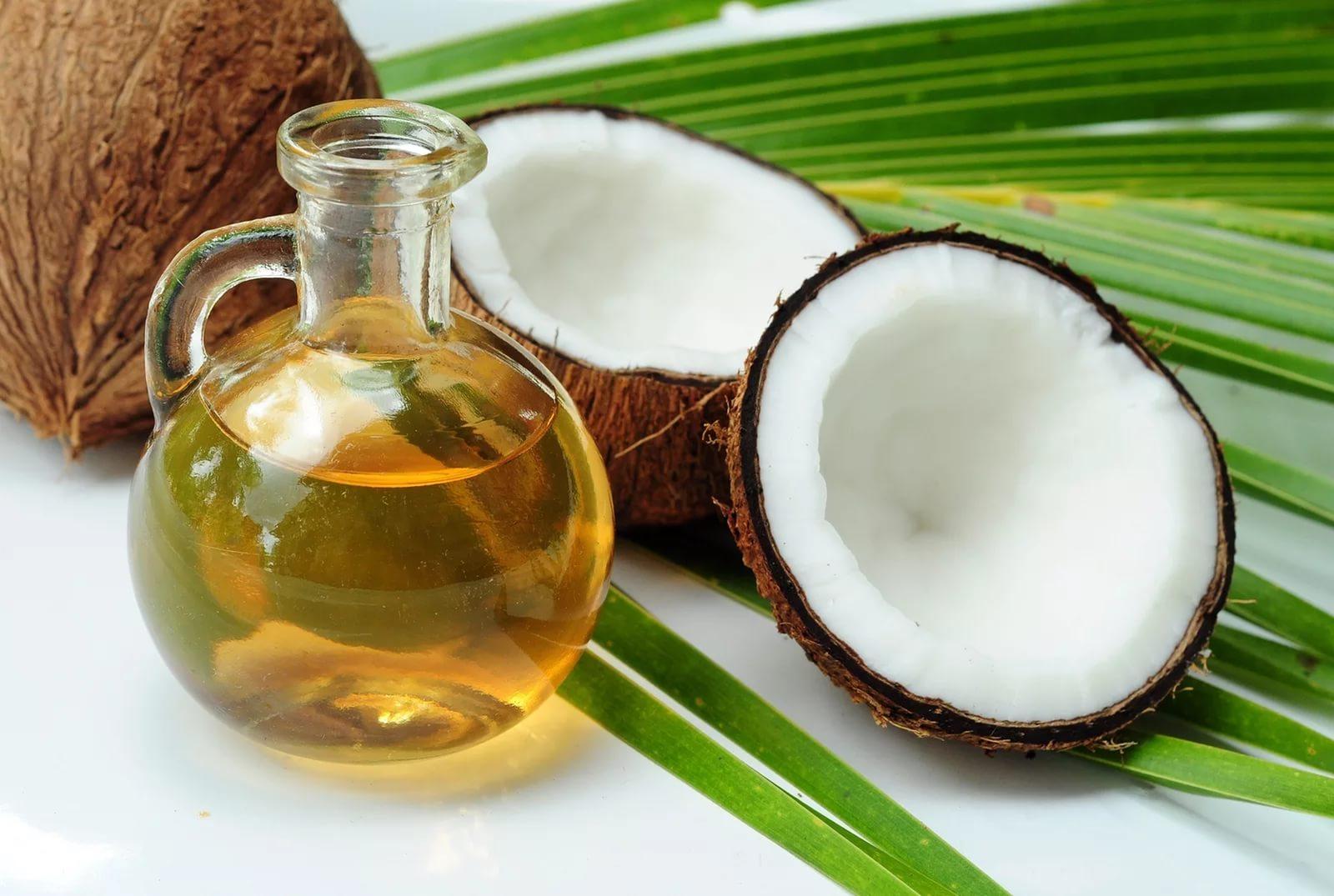 Кокосовое масло для пены