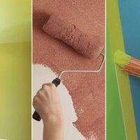 Технология покраски стены в ванне, советы специалистов