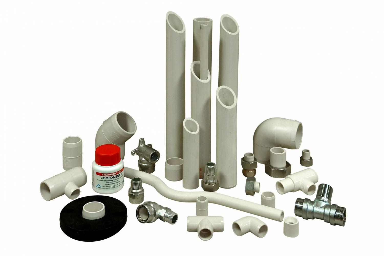 Материалы для замены труб