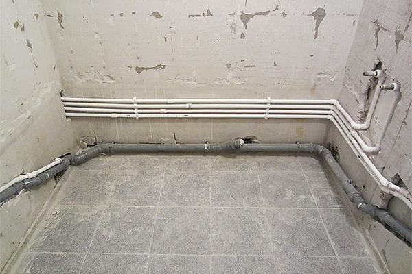 Готовая система канализации