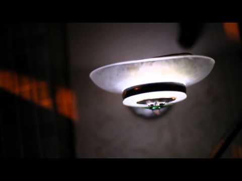 Мыльница с подсветкой