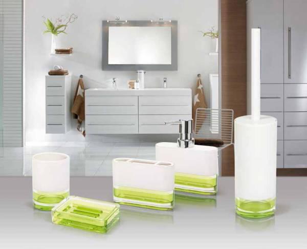 Настольные аксессуары для ванной комнаты