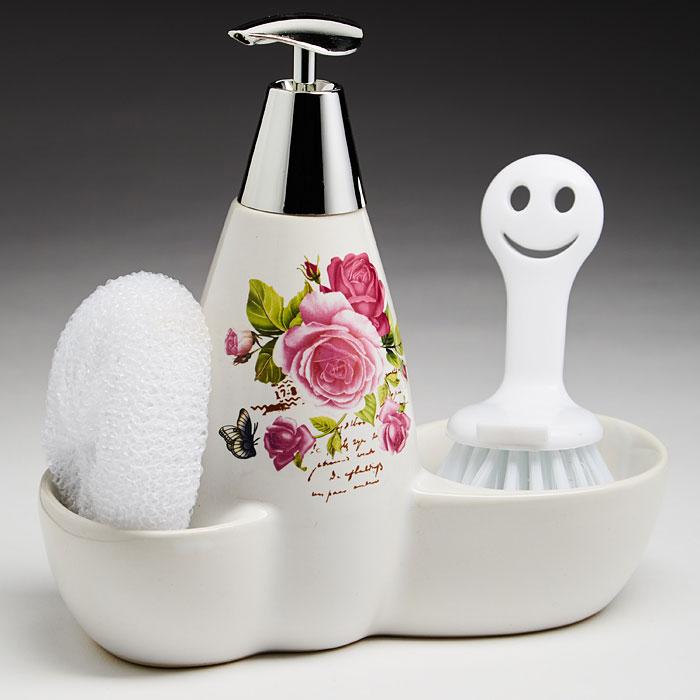 Салфетницы, подставки под губку, дозаторы для мыла