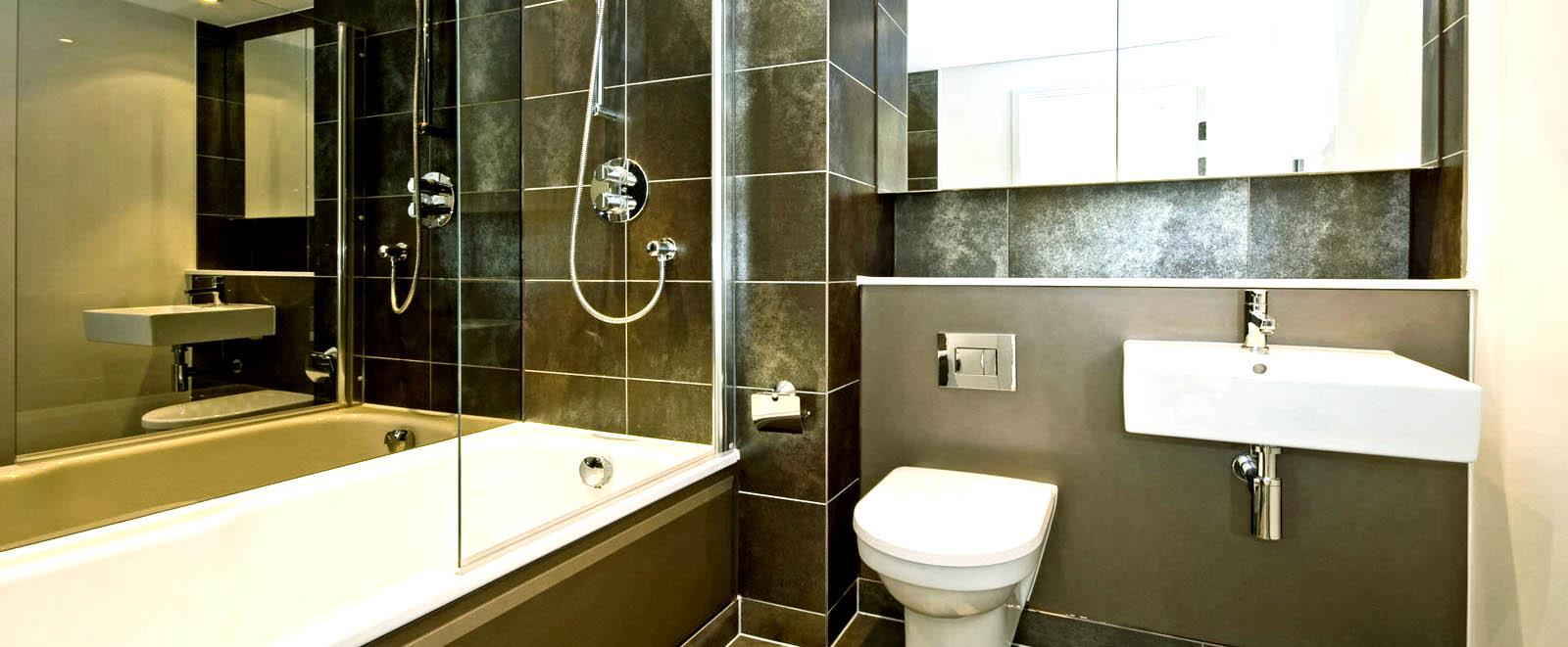 Сантехника в ванной