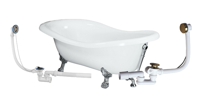 Сифоны для ванны