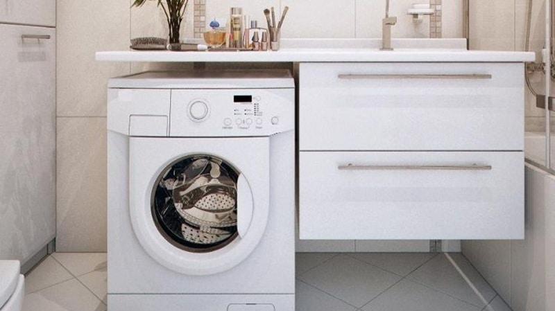Стандартные модели стиральной техники