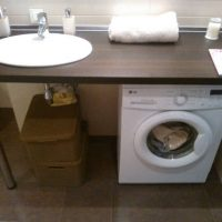 Какие бывают столешницы в ванной, обзор моделей