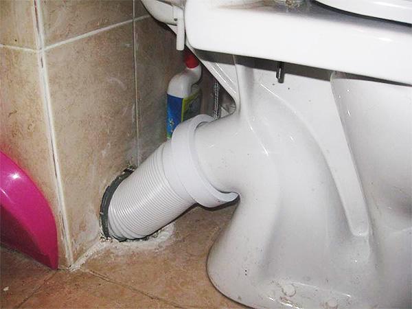Подключение унитаза к канализации, рекомендации специалистов