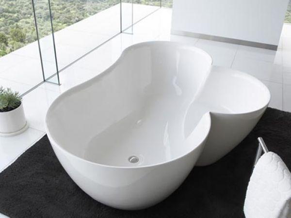 Ванна нестандартной формы