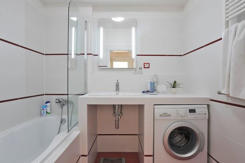 Ванные комнаты в стандартной квартире