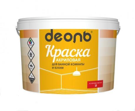 Водно-дисперсионная краска для окрашивания стен