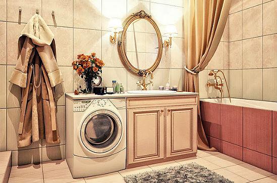 Встраиваемые под столешницу стиральные машины