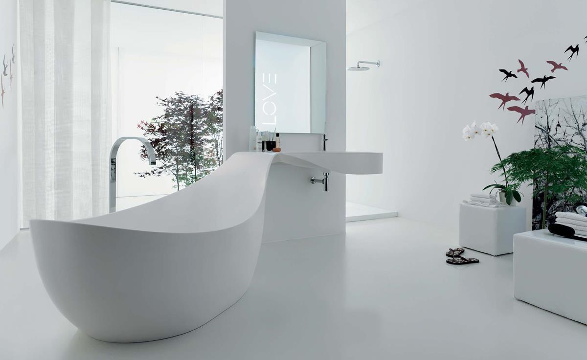Выбор ассиметричной ванны