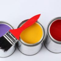 Какую краску выбрать в ванную комнату