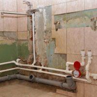Этапы замены труб в ванной, советы специалистов