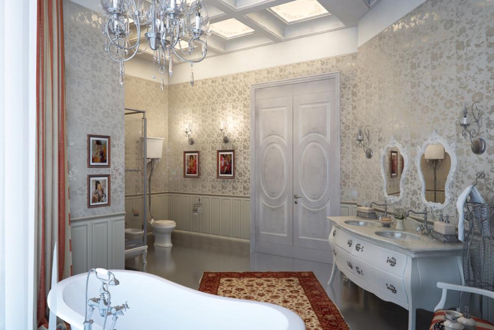 Дизайн ванной комнаты один из важнейших элементов