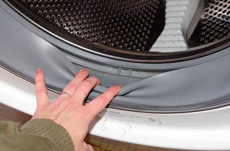 Герметичность дверцы стиральной машины