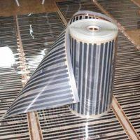 Инфракрасные пленки под теплый пол, основные характеристики