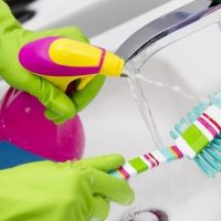 Как в ванне удалить налет известковый, эффективные методы