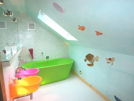 Краска для потолка для ванной
