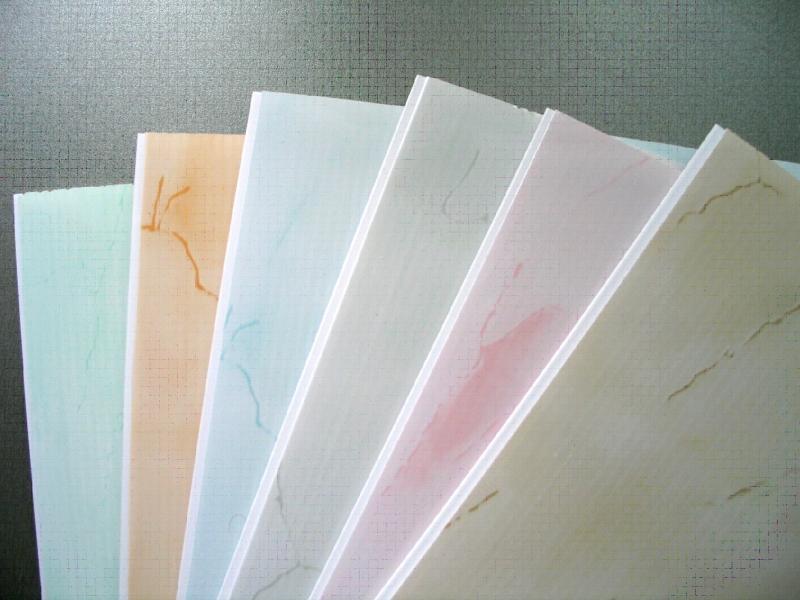 Пластиковые панели гладкие