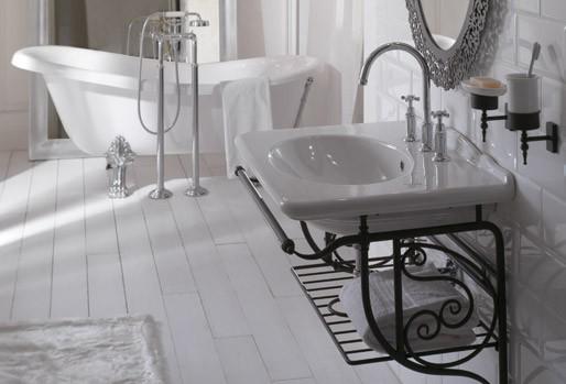 Раковина для классической ванной