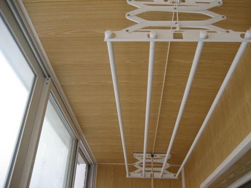 Раздвижная потолочная модель сушилки