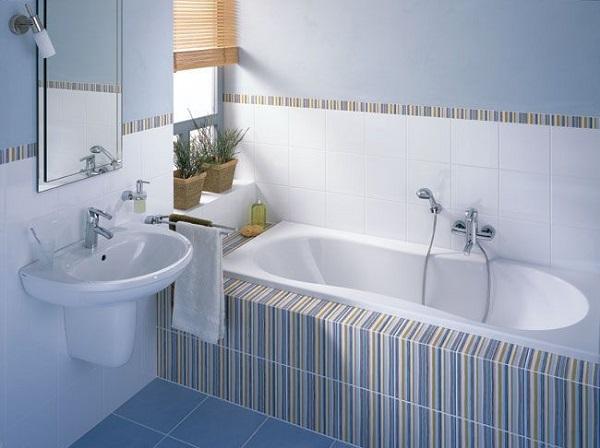 Как сделать ремонт ванной комнаты с минимальными затратами