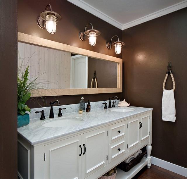 Что учесть при выборе освещения в ванную комнату в 2018 году