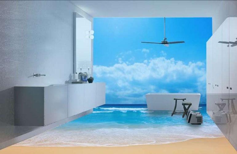 Фото красивого дизайна ванной 2018