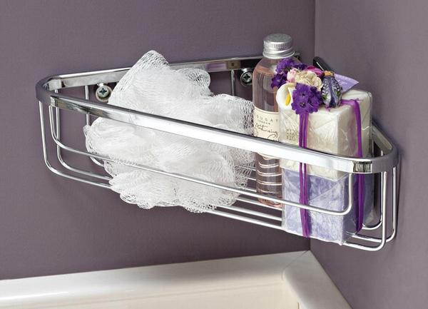 Где и как хранить ванные принадлежности