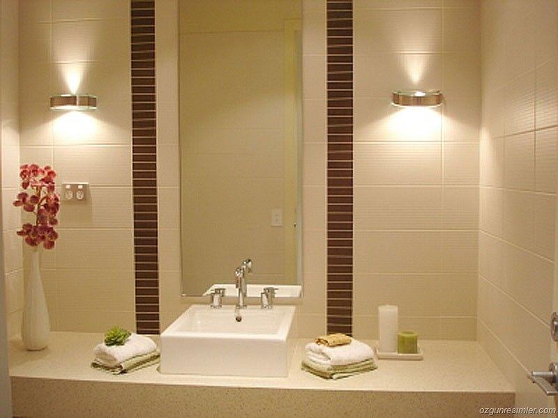 Идея освещения ванной 2018