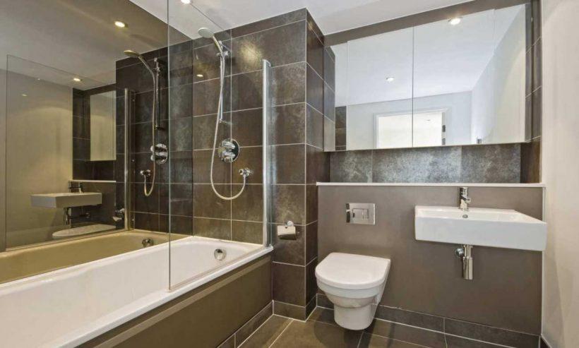 Качественный ремонт большой ванной