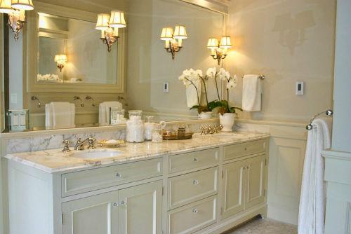 Красота современного дизайна ванной 2018 года