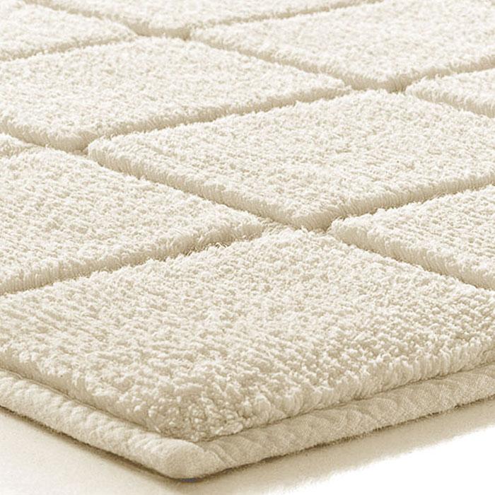 Мягкое покрытие коврика для ванной