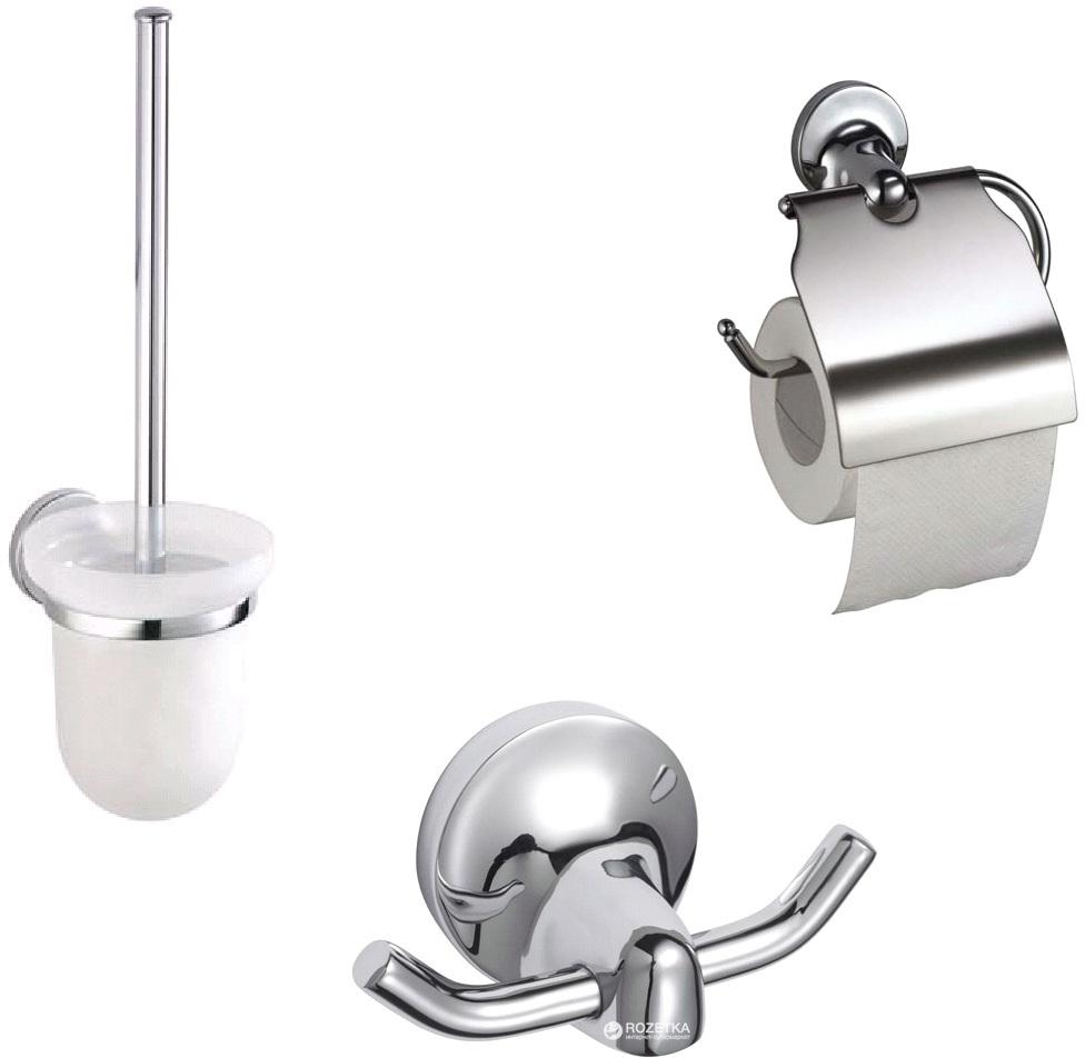 Набор аксессуаров в ванную комнату 2018
