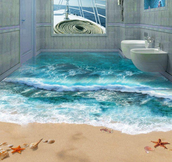 Неповторимые идеи для ванной 2018