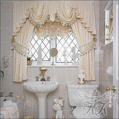 Пластиковые конструкции в ванной комнате
