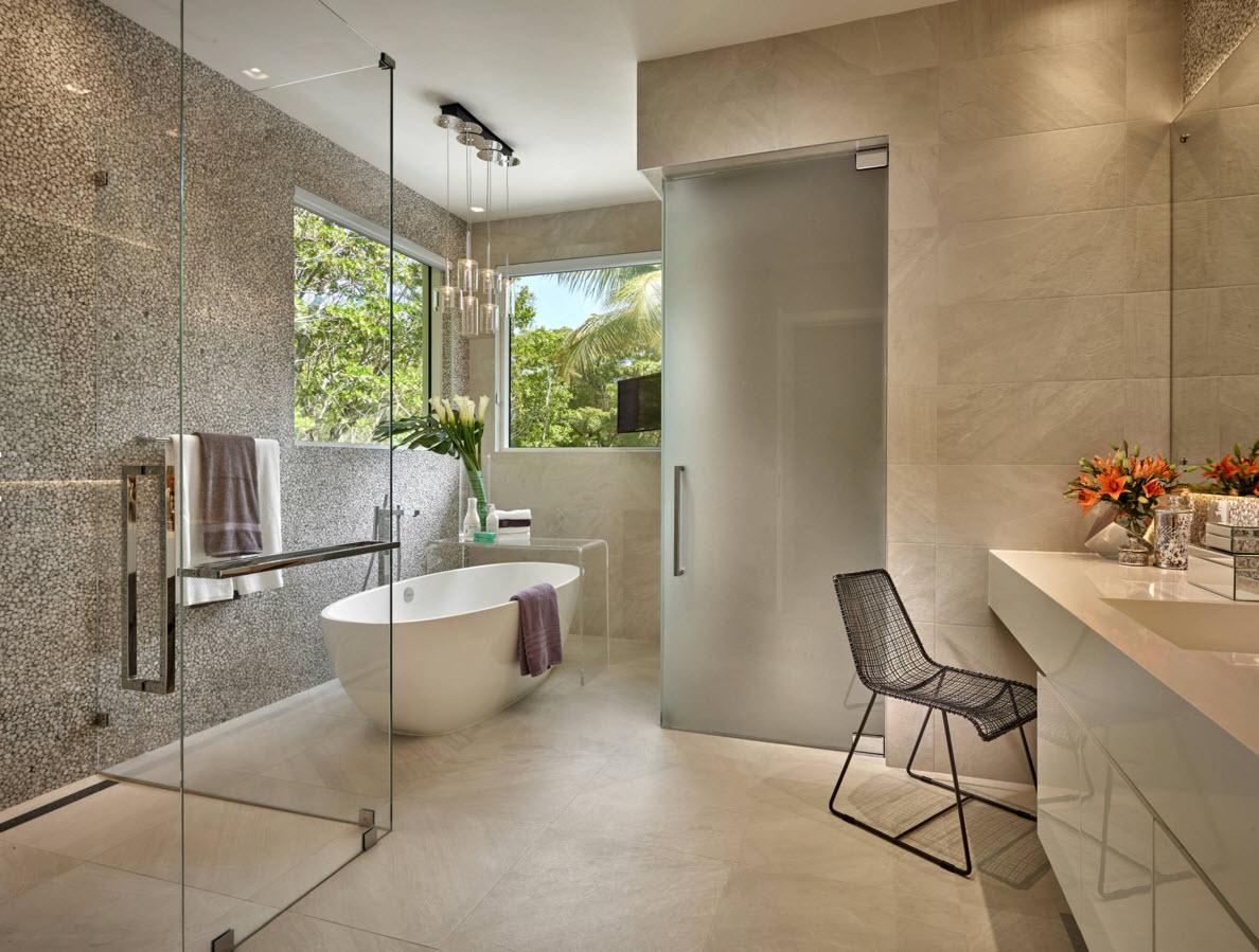 Плитка для обустройства ванной 2018
