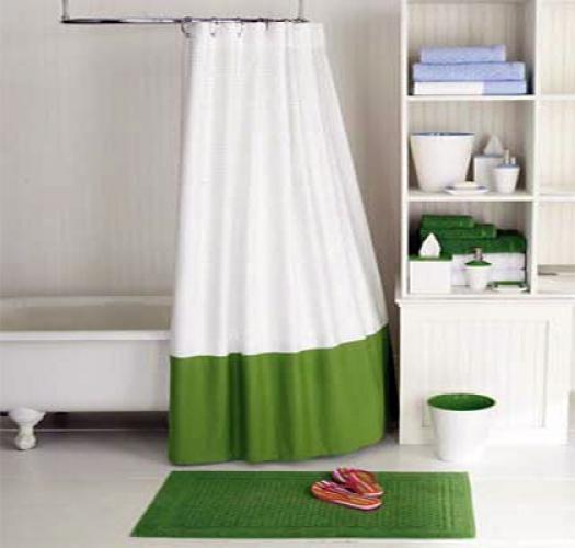 Правила выбора занавесок для ванной