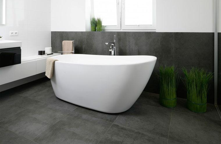 Привлекательная ванна